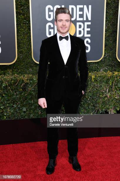Richard Madden attends the 76th Annual Golden Globe Awards at The Beverly Hilton Hotel on January 6, 2019 in Beverly Hills, California.