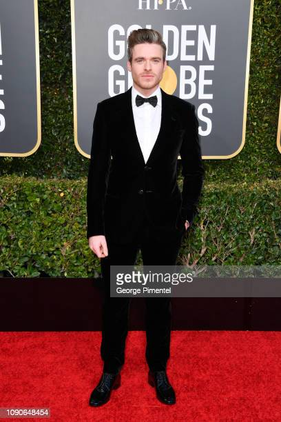 Richard Madden attends the 76th Annual Golden Globe Awards held at The Beverly Hilton Hotel on January 06 2019 in Beverly Hills California