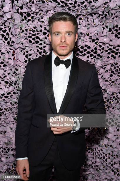 RIchard Madden attends the Chopard Love Night dinner on May 17, 2019 in Cannes, France.
