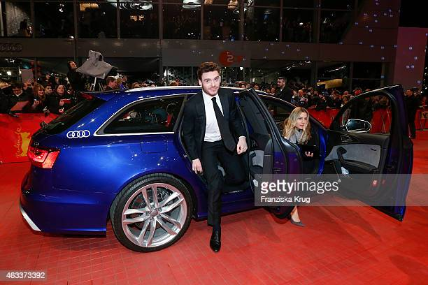 Richard Madden attends the 'Cinderella' Premiere AUDI At The 65th Berlinale International Film Festival on February 13 2015 in Berlin Germany