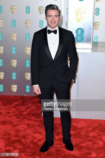 Richard Madden attends the EE British Academy Film Awards at Royal Albert Hall on February 10 2019 in London England