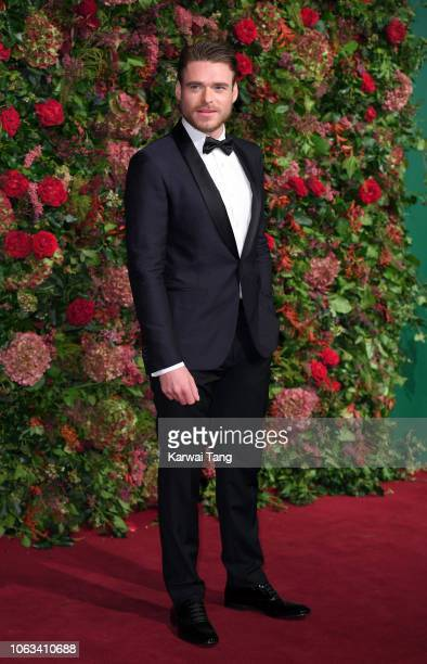 Richard Madden attends the Evening Standard Theatre Awards 2018 at Theatre Royal Drury Lane on November 18 2018 in London England