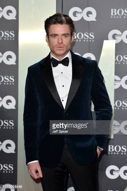Richard Madden attends the GQ Men Of The Year Awards 2019 at Tate Modern on September 03 2019 in London England