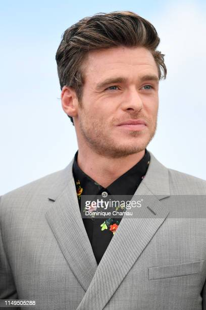 """Richard Madden attends the photocall for """"Rocketman"""" during the 72nd annual Cannes Film Festival on May 16, 2019 in Cannes, France."""