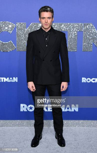 """Richard Madden attends the """"Rocketman"""" New York Premiere at Alice Tully Hall on May 29, 2019 in New York City."""
