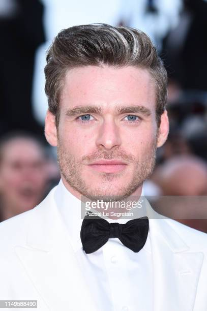"""Richard Madden attends the screening of """"Rocketman"""" during the 72nd annual Cannes Film Festival on May 16, 2019 in Cannes, France."""