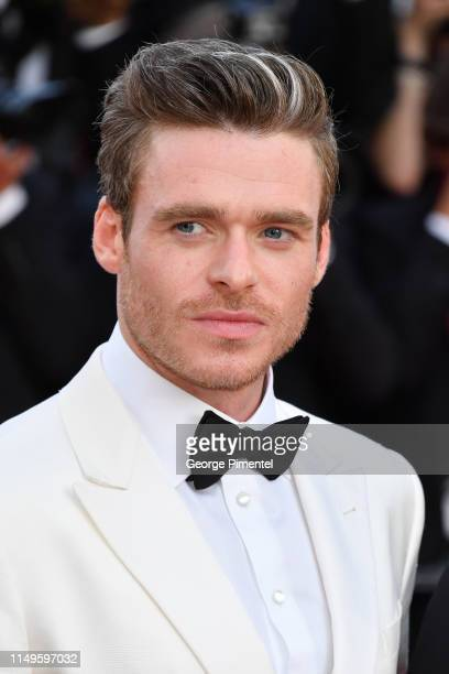 Richard Madden attends the screening of Rocketman during the 72nd annual Cannes Film Festival on May 16 2019 in Cannes France