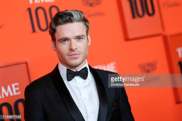 Richard Madden attends the TIME 100 Gala Red Carpet at Jazz at Lincoln Center on April 23 2019 in New York City
