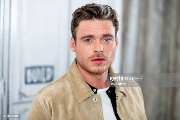 Richard Madden discusses Ibiza with the Build Series at Build Studio on May 22 2018 in New York City