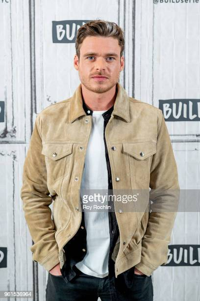 Richard Madden discusses 'Ibiza' with the Build Series at Build Studio on May 22 2018 in New York City
