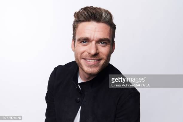 Richard Madden poses for a portrait at The BAFTA Tea Party on January 5 2019 in Beverly Hills California