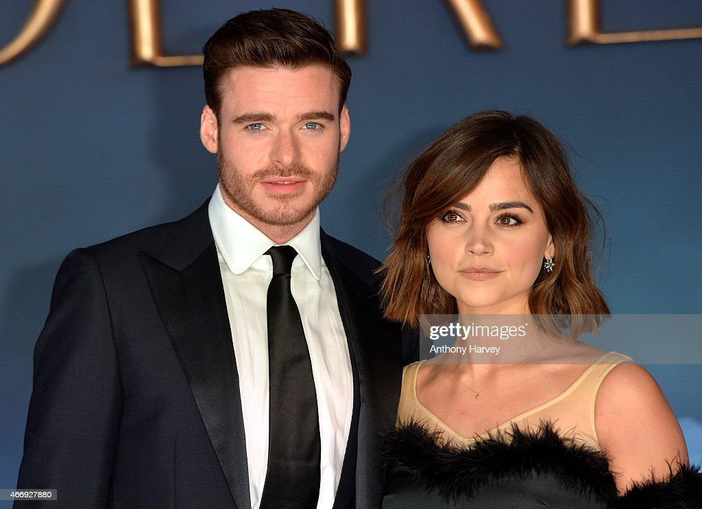 """Cinderella"" - UK Premiere - Red Carpet Arrivals : News Photo"