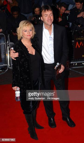 Richard Madeley and Judy Finnigan arrive for the UK premiere of Monster at the Vue cinema in Leicester Square central London Monster tells the story...