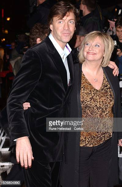 Richard Madeley and Judy Finnigan attend the premiere of the movie 'Ali G Indahouse' in London