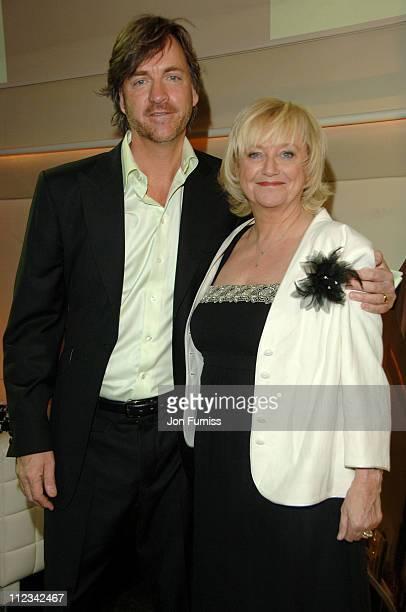 Richard Madeley and Judy Finnigan during Galaxy British Book Awards 2007 Nominations at Sketch in London Great Britain