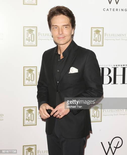 Richard Marx attends A Legacy of Changing Lives presented by The Fulfillment Fund held at The Ray Dolby Ballroom at Hollywood Highland Center on...