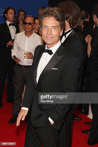 Richard Marx attends the 100th Annual White House Correspondents' Association Dinner at the Washington Hilton on May 3 2014 in Washington DC