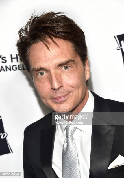 Richard Marx attends the 2018 Children's Hospital Los Angeles 'From Paris With Love' Gala at LA Live on October 20 2018 in Los Angeles California
