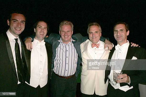 Richard Matson Michael De Vito Mark Severini Vin Roberti and Mark Nadler