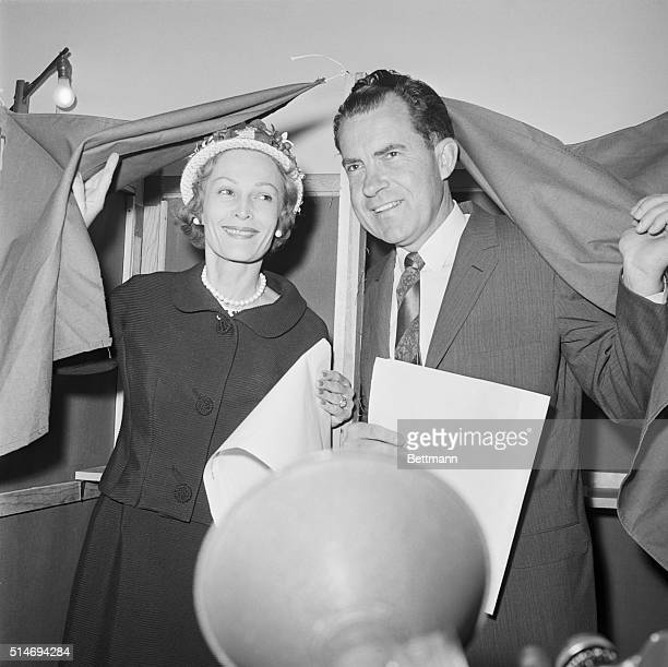 Pat Nixon Robert Kennedy: Party Pictures And Photos