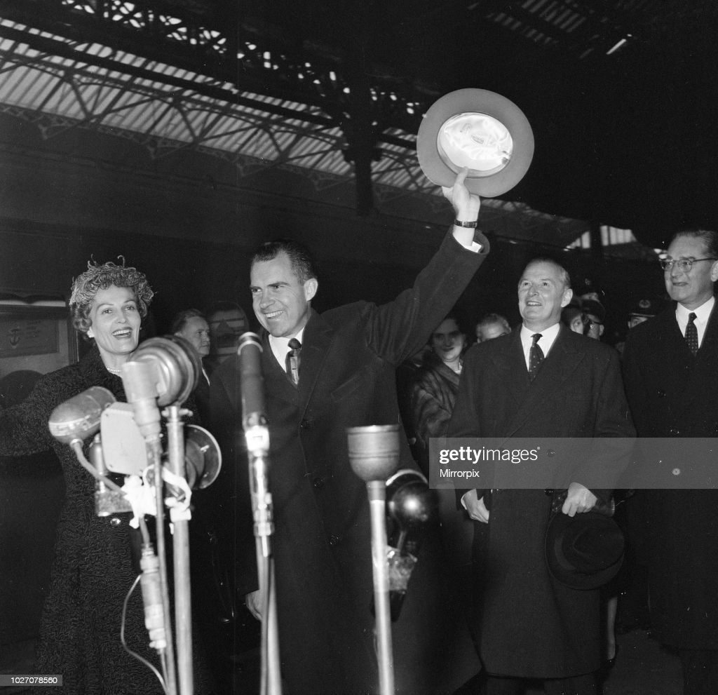 Who Was Richard Nixon Vice President: Richard Nixon, Vice President Of The United States At