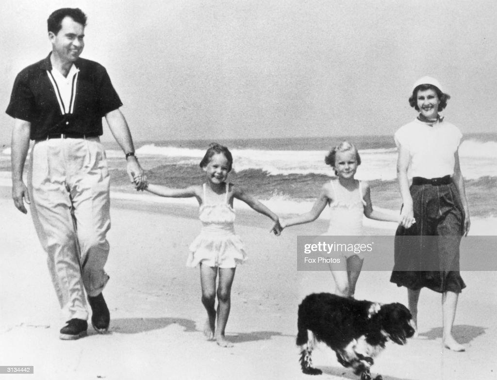 The Nixons : News Photo