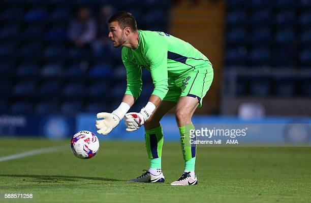Richard O'Donnell of Bristol City during the EFL Cup match between Wycombe Wanderers and Bristol City at Adams Park on August 8 2016 in High Wycombe...