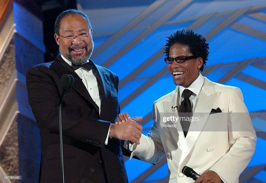 Richard Parsons, CEO of Time Warner and Host D.L. Hughley