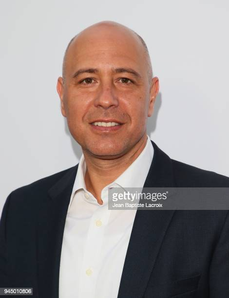 Richard Perello attends the premiere of Fox Searchlight Pictures' 'Super Troopers 2' on April 11 2018 in Los Angeles California