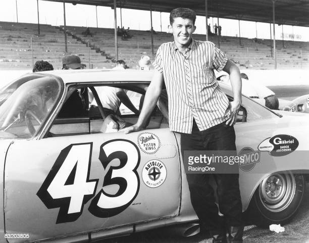Richard Petty finished 6th in the Southern 500 at Darlington in 1960