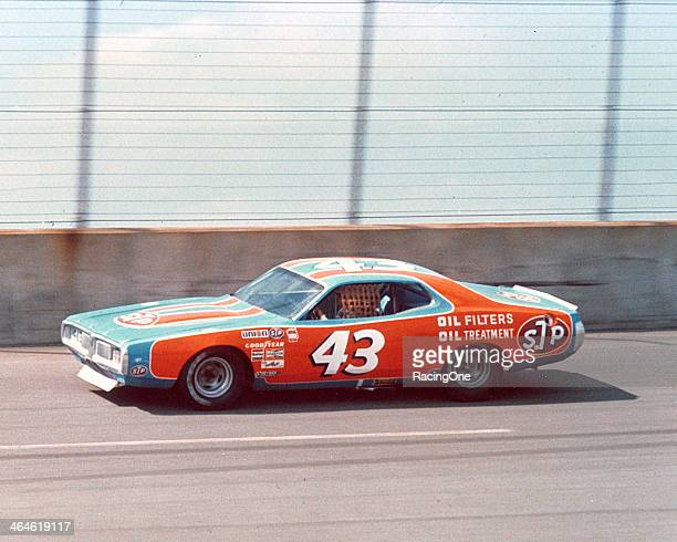 Richard Petty took no prisoners during the NASCAR Cup season winning 13 of the 30 Cup events in his Petty Enterprises STP Dodge Charger His...