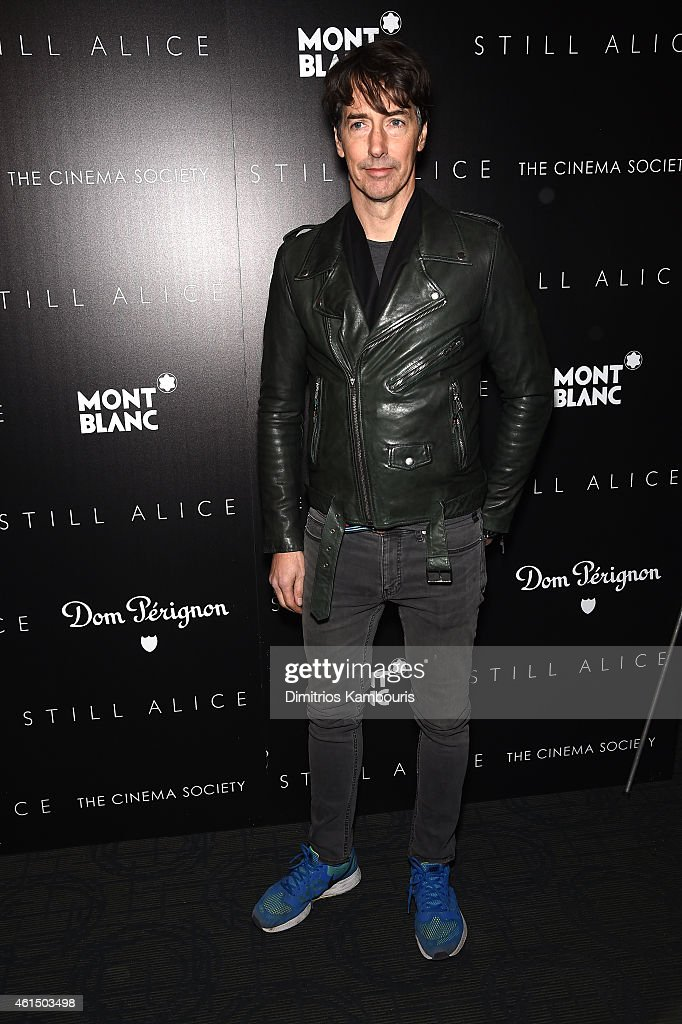 Richard Phillips attends The Cinema Society with Montblanc and Dom Perignon screening of Sony Pictures Classics' 'Still Alice' at Landmark's Sunshine Cinema on January 13, 2015 in New York City.