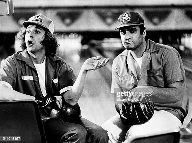 Richard Pierre *Schauspieler Komiker Frankreich mit Aldo Maccione in dem Film 'Undjetzt das Ganze noch mal von vorn' 1978