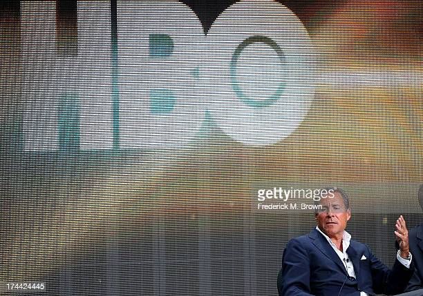 Richard Plepler HBO Chief Executive Officer speaks onstage at the Executive Session during the HBO portion of the 2013 Summer Television Critics...