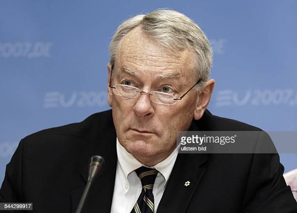 Richard Pound, Sportfunktionaer, Kanada - Praesident der Welt-Anti-Doping-Agentur