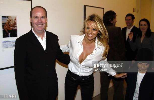 Richard Prince Pamela Anderson and Brandon Anderson Lee
