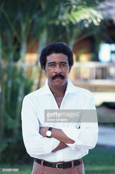 Richard Pryor at Vacation Home