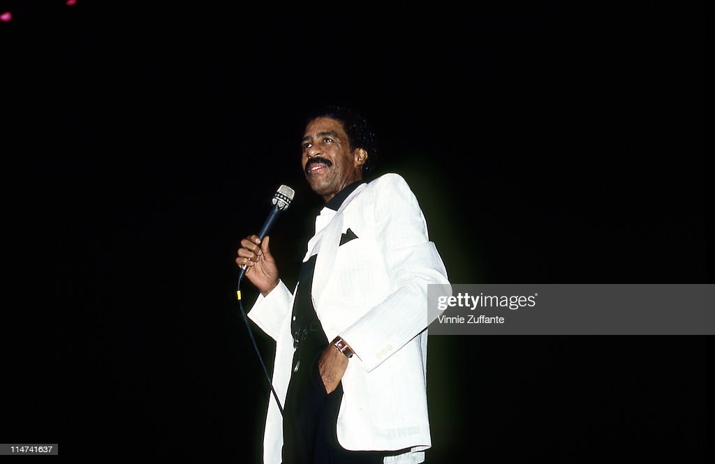 Richard Pryor; August 1983