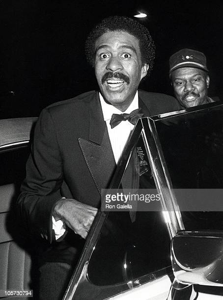 Richard Pryor during Taping of Sandy Gallin Talk Show Pilot April 27 1983 at Pantages Theater in Hollywood California United States