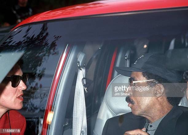 Richard Pryor during Wedding of Whoopi Goldberg and Lyle Trachtenberg at Home of Whoopi Goldberg in Pacific Palisades California United States