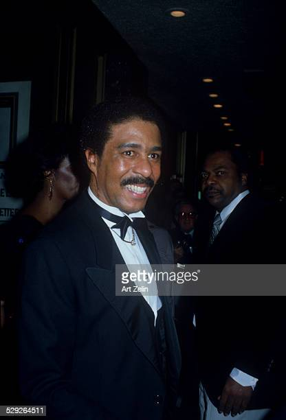 Richard Pryor in a tux circa 1970 New York