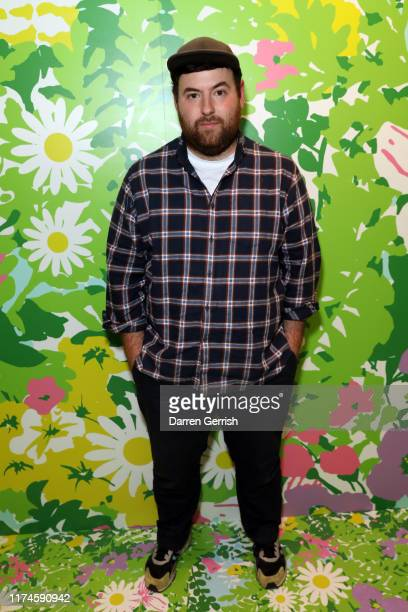 Richard Quinn attends the MATCHESFASHION.COM Moncler X Richard Quinn launch at 5 Carlos Place on September 13, 2019 in London, England.