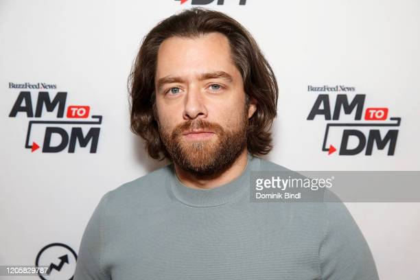 """Richard Rankin attends BuzzFeed's """"AM To DM"""" on February 12, 2020 in New York City."""