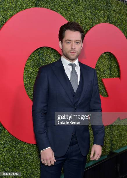 Richard Rankin attends the 2018 GQ Men of the Year Party at a private residence on December 6 2018 in Beverly Hills California