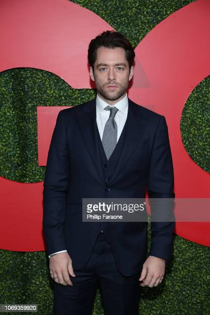 Richard Rankin attends the 2018 GQ Men Of The Year Party at Benedict Estate on December 6 2018 in Beverly Hills California