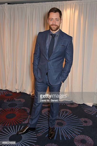 Richard Rankin attends the Jameson Empire Awards 2015 at Grosvenor House on March 29 2015 in London England