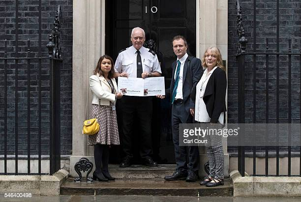 Richard Ratcliffe whose BritishIranian wife Nazanin ZaghariRatcliffe has been held in an Iranian prison without charge for more than three months...