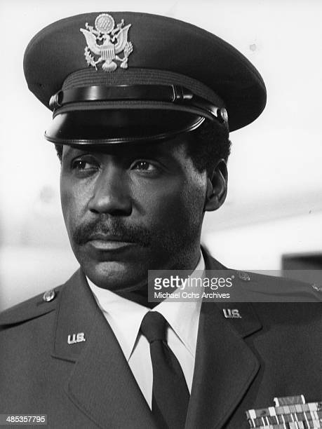 Richard Roundtree as a hostile major at a California air base where Jessica attends an inquiry into a murder her late husband is suspected of having...