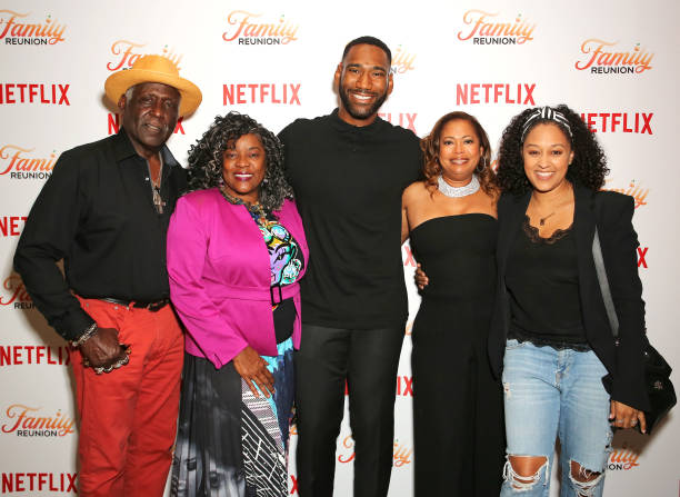 "CA: Netflix ""Family Reunion"" LA Screening"
