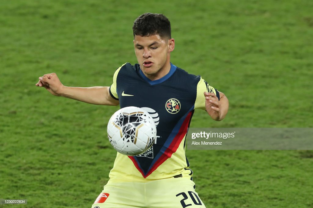 Los Angeles FC v Club America: Semifinals - 2020 CONCACAF Champions League : News Photo